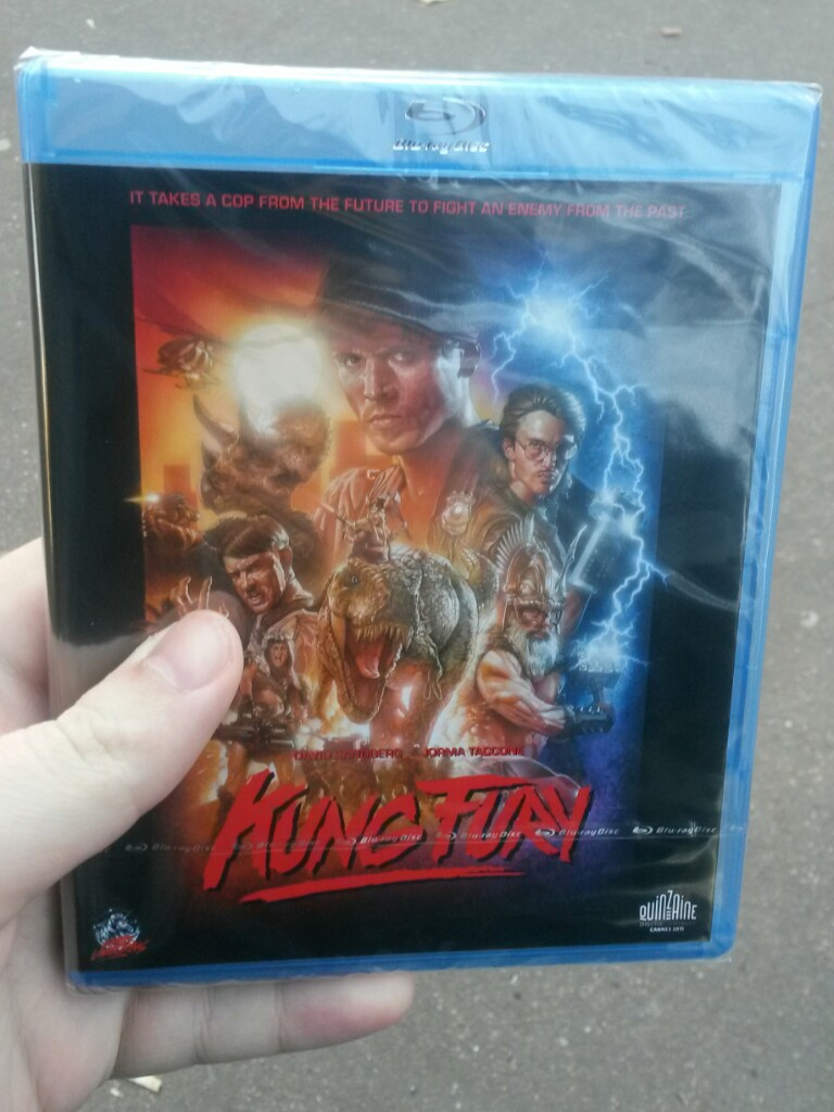 Kung-fury bluray